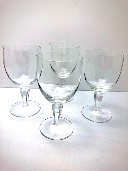 Simplicity (4 piece set; Wine, Port Wine, Coupes)
