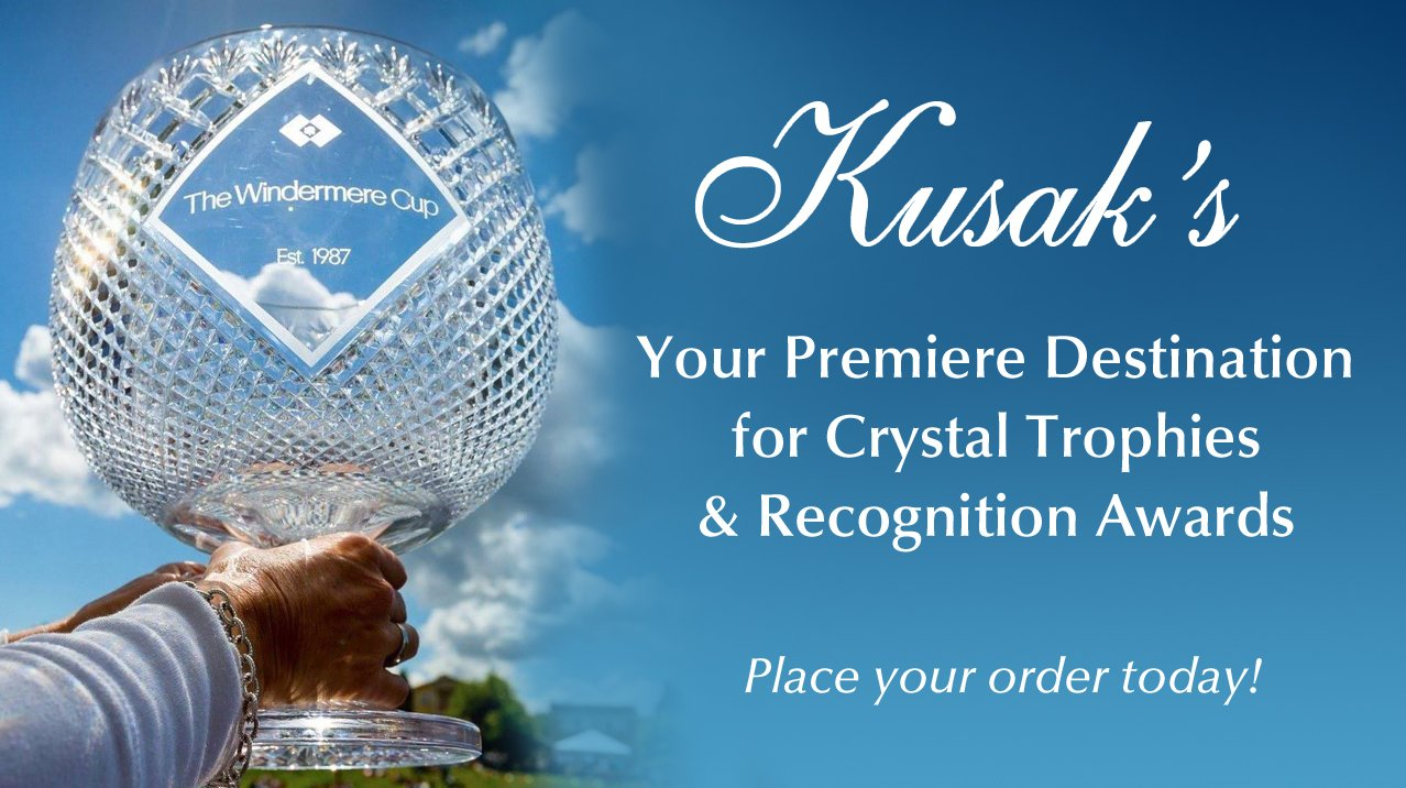 Your Premiere Destination for Glass Trophies and Awards