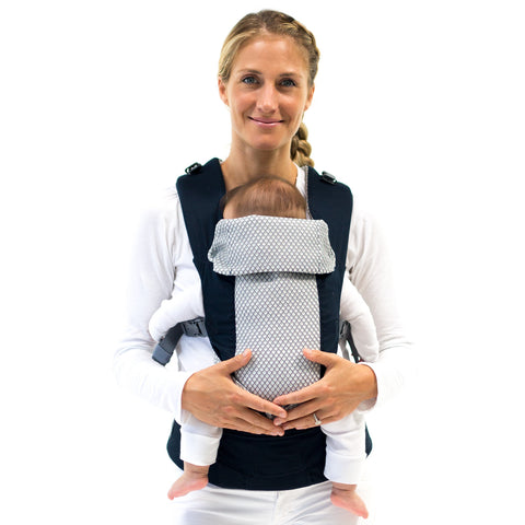 Beco Gemini Cool Baby Carrier - hire-Sling Library-Beco-Two weeks' hire-Koala Slings - FREE, fast UK shipping