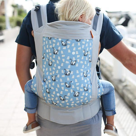 Beco Toddler Carrier - hire-Sling Library-Beco-Two weeks' hire-Koala Slings - FREE, fast UK shipping