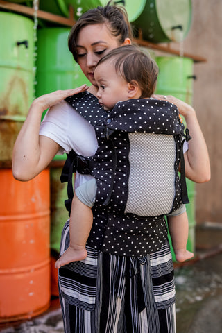 Beco 8 Baby Carrier-Buckled carriers-Beco-Iris-Koala Slings - FREE, fast UK shipping