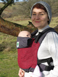 KahuBaby Carrier - Herdwick Tweed, Friars Crag-Buckled carriers-KahuBaby-Koala Slings - FREE, fast UK shipping
