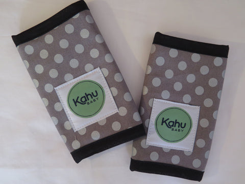 KahuBaby Teething Pads - Cloudy Spot-Accessories-KahuBaby-Koala Slings - FREE, fast UK shipping