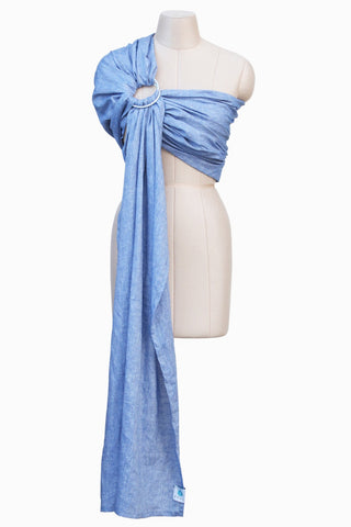 Soul Slings Ring Sling - hire-Sling Library-Soul Slings-Two weeks' hire - Soul ring sling, Nile-Koala Slings - FREE, fast UK shipping