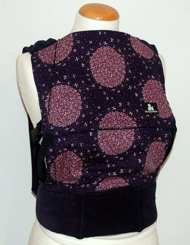 Sleepy Nico Baby Carrier - hire-Sling Library-Sleepy Nico-Two weeks' hire-Koala Slings - FREE, fast UK shipping