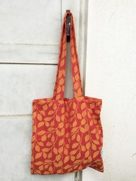 Soul Tote Bags - woven cotton shopping bags-Accessories-Soul Slings-Soul Tote Bag - Sunset-Koala Slings - FREE, fast UK shipping