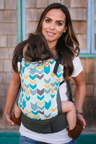 Tula Toddler Carrier - hire-Sling Library-Tula-Two weeks' hire - toddler Tula carrier (Jasper)-Koala Slings - FREE, fast UK shipping