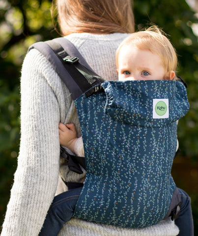 KahuBaby Carrier Hire - Under The Sea - Hire-Sling Library-KahuBaby-Koala Slings - FREE, fast UK shipping