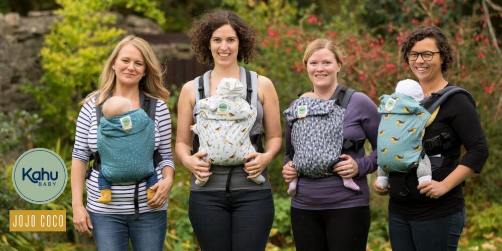 Buy your Connecta Baby Carrier, in standard and toddler size with FREE fast UK shipping from Koala Slings