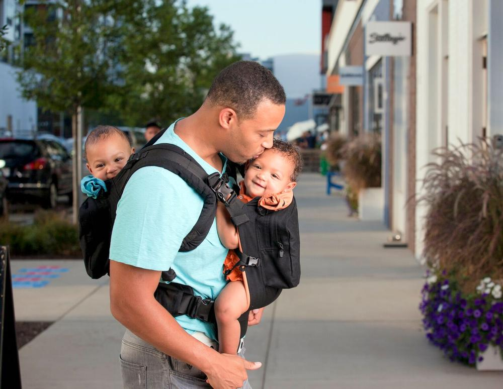 Buy your Isara Baby Carrier with FREE, fast UK shipping from Koala Slings.