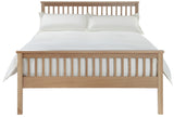 Silentnight Dawson Oak Bed 3'0 Single -  - 4