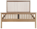 Silentnight Dawson Oak Bed 3'0 Single -  - 8
