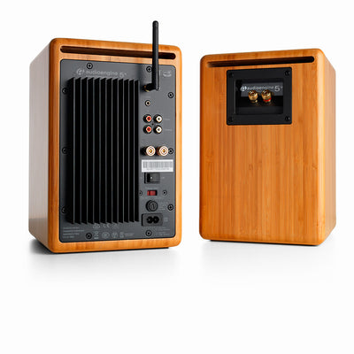 Closeout Audioengine A5+ Wireless (Bamboo)