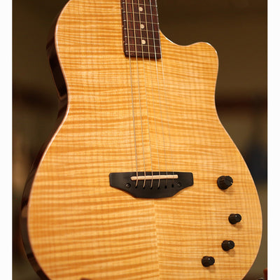 Tom Anderson Crowdster (Nearly Natural Amber)