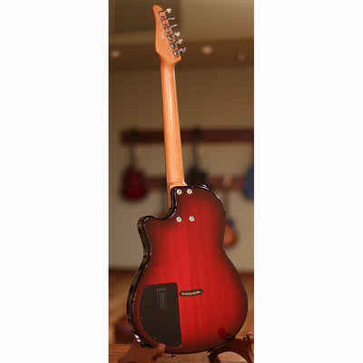 Tom Anderson Crowdster Plus (Cajun Red)