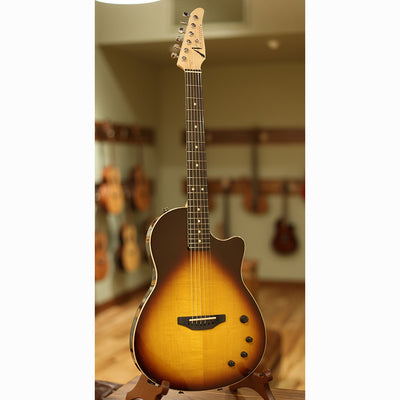Tom Anderson Crowdster Player (Tobacco Burst)