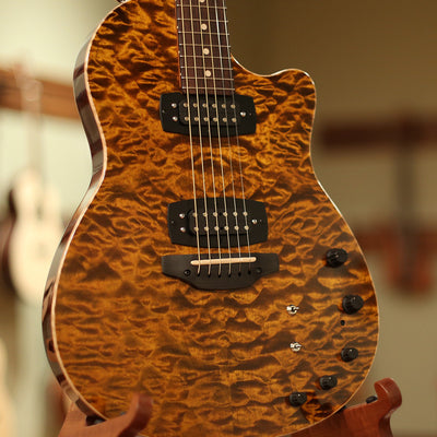 Tom Anderson Crowdster Plus 2 (Tiger Eye)
