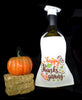 Wine Bottle Apron - Happy Thanksgiving