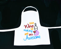 So Awesome Bottle Apron