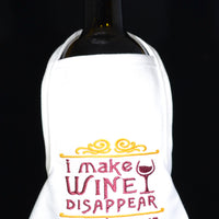 Wine Bottle Apron - SuperPower ....