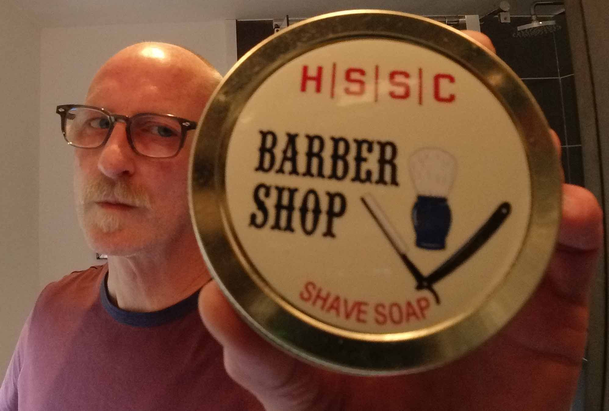 The Highlandland Springs Soap Co Barbershop experience