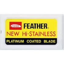 You added Feather Hi-Stainless Razor Blades ( Pack of 5) to your cart.