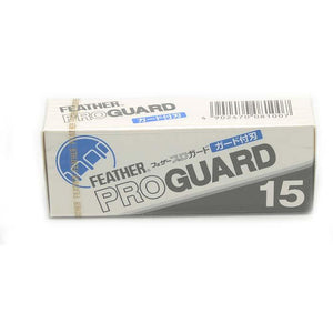 You added Feather Pro-Guard Single Edge Razor Blades (15) to your cart.