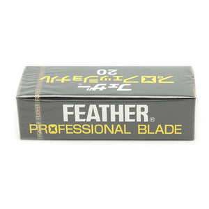 You added Feather Professional Single Edge Razor Blades (20) to your cart.