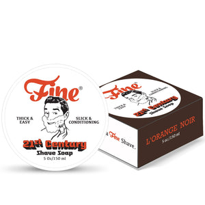 You added Fine Accoutrements L'Orange Noir Shaving Soap 150ml to your cart.