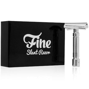 You added Fine Accoutrements Premium Slant Safety Razor to your cart.