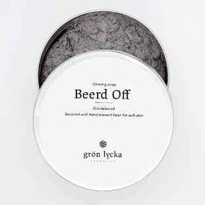 You added Grön Lycka Beer'd Off Shaving Soap 150g to your cart.