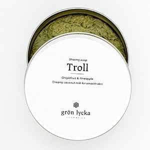 You added Grön Lycka Troll Shaving Soap 150g to your cart.