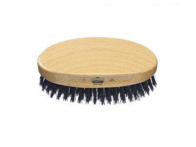 You added Kent Men's Beechwood Pure Black Bristle Oval Brush to your cart.