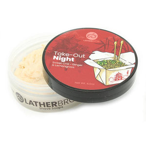 You added LatherBros. Take Out Night Shave Soap 4oz (113g) to your cart.