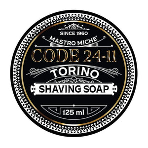 You added Mastro Miche Code 24-11 Shaving Soap 125ml to your cart.