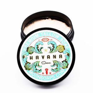 You added Havana Shave Soap by Moon Soaps 6oz / 170gm to your cart.