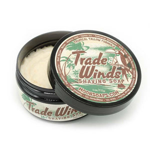 You added Trade Winds Shave Soap by Moon Soaps 6oz / 170gm to your cart.