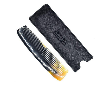 You added Parker hand made Horn Travel Comb to your cart.