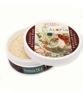 You added Phoenix Artisan Accoutrements Al Fin Shaving Soap CK6 Formula 4oz (113g) to your cart.