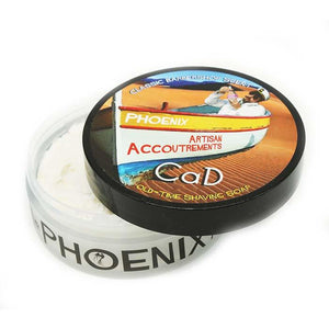 You added Phoenix Artisan Accoutrements CAD Shaving Soap 4oz (114g) to your cart.