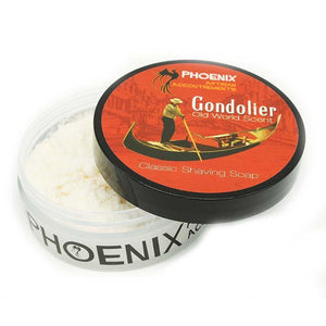 You added Phoenix Artisan Accoutrements Gondolier Shaving Soap 4oz (114g) to your cart.