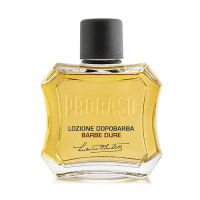 You added Proraso Aftershave Lotion Red 100ml to your cart.