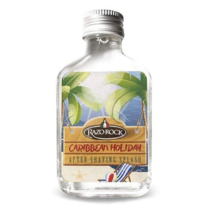 You added RazoRock Caribbean Holiday Aftershave 100ml to your cart.