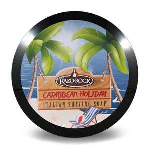 You added RazoRock Carribean Holiday Shaving Soap 150g to your cart.