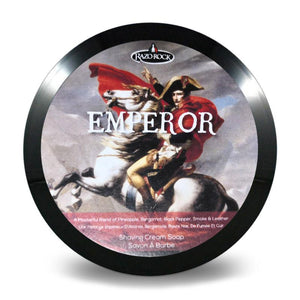 You added RazoRock Emperor Shaving Soap 150ml to your cart.