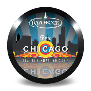You added RazoRock For Chicago Shaving Soap 150g to your cart.