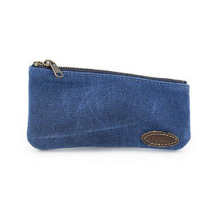 You added RazoRock Water Repellent Waxed Canvas Zippered Razor Pouch - Navy Bue to your cart.