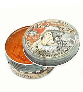 You added Schmeire Rock Hard Water Based Pomade - by Rumble59  (250ml) to your cart.