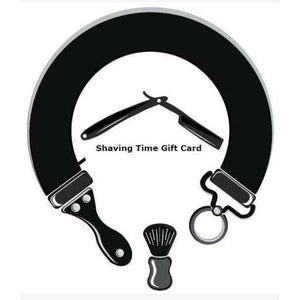 You added Shaving Time Electronic £100 Gift Card to your cart.