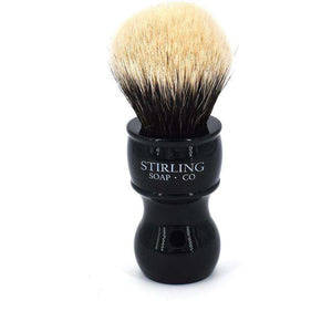 You added Black 2-Band Finest Badger Brush 24 x 53